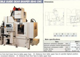 MITSUBISHI SB40 CNC