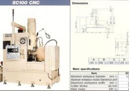 MITSUBISHI SC100 CNC